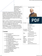 Narendra Modi - Wikipedia, The Free Encyclopedia