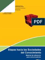 UNESCO_Etapas hacia las sociedades del conocimiento