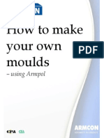 How to Make Your Own Moulds Using Armpol