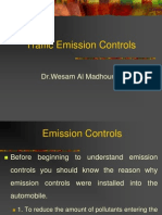 7 Traffic Emission Controls