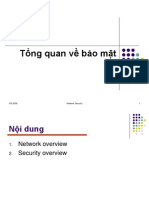 an ninh mạng p 1 Security Overview