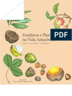 frutiferas e plantas úteis na vida amazônica