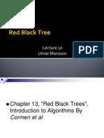 L10 Red Black Trees