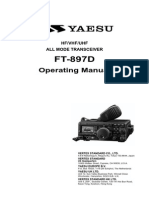 FT-897D Operating Manual