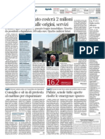 26.01.2014 Corriere Ve_vega Il Concordato Costera' 2 Milioni