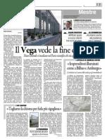 29.06.2014 IL GAZZETTINO VE_IL VEGA VEDE LA FINE DEL TUNNEL+TAGLIAMO LA ...