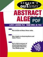 Abstract Algebra -- 314