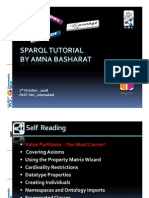 SPARQL Tutorial I