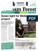 Waltham Forest News 4th August 2014