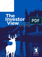 Douglas & Gordon Hammersmith Investor View