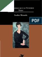 Miranda, Iradier - Las Mujeres que lo Tenemos Todo (CV+OCR)