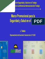 Marco Promocional Para La Seguridad y Salud en El Trabajo_12!07!05
