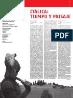 Italica Tiempo y Paisaje_Giornale Iuav_n 91-19-01-2011