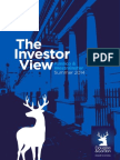 The Investor View - Pimlico & Westminster
