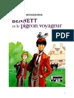Anthony Buckeridge Bennett 16 BV Bennett Et Le Pigeon Voyageur 1967