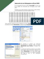 Manual Excel 2003 Hist y Pareto