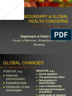 Session 14 - Transboundary & Global Health Concerns