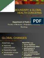 Session 14 - Transboundary & Global Health Concerns
