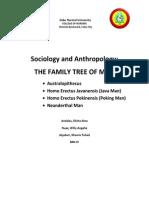 The Family Tree of Man