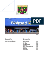 Wal Mart Assignment