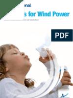 Coatings for Wind Power Uk