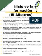 Ejercicio Observacion Albatros