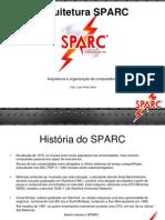 Arquitetura SPARC