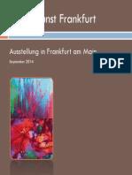 """Ausstellung """"Farbsynthese"""""""