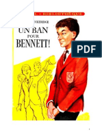 Anthony Buckeridge Bennett 08 IB Un Ban Pour Bennett 1957