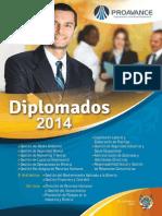 Malla Curricular - Diplomados 2014