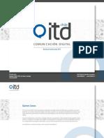 Brochure Institucional ITD
