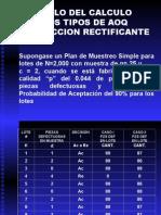 Ejemplo Calculo Parámetros PMS