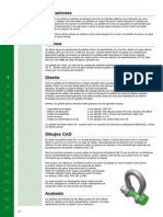 Grilletes - Green Pin