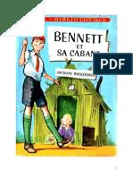 Anthony Buckeridge Bennett 03 IB Bennett Et Sa Cabane 1951