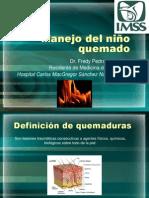 manejodelpacientepeditricoquemado-130628201628-phpapp02