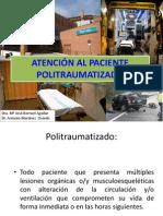 Atencion Al Paciente Politraumatizado