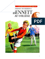 Anthony Buckeridge Bennett 01 IB Bennett Au Collège 1950