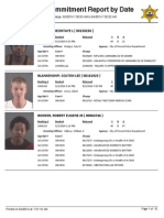 Peoria County booking sheet 08/04/14
