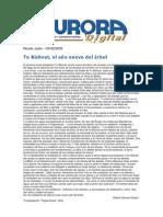 Aurora Digital - Tu Bishvat
