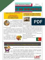 Outubro 2009 - 2ª Edição