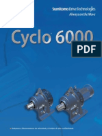 CICLO 6000 redutor