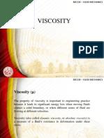 Me130 - Report Viscosity