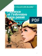 Suzanne Pairault Infirmière 20 Florence Et l'Infirmière Sans Passé 1982
