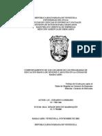 Ejemple de Proyecto de Doctorado