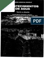 Abastecimientos de Agua - Simon Arocha