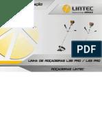 Manual Do Proprietário Roçadeira Linha 35-45 Pró Port. 7037.100.156.00.4 Ed2