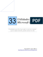33 Utilidades Para Microsoft Excel[1]