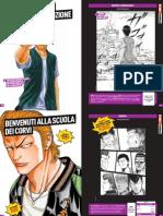 Anteprima 271 Manga