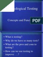 Phcychology Test