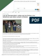 Ley de Discapacidad_ cuáles son los límites y los beneficios que debe cumplir el Estado « El Dia de Gualeguaychú.pdf
